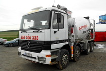 MERCEDES - BENZ MIX - BETONPUMPA