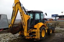 NEW HOLLAND LB 95 B